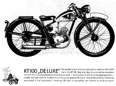 PAGE 48 German Cyclemotors Fichtel Sachs Model 1932 engine – Rt 100 Engine Diagram